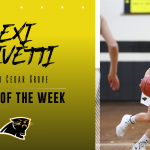 Congratulations Lexi Scivetti – TAP into V/CG AThlete of the Week