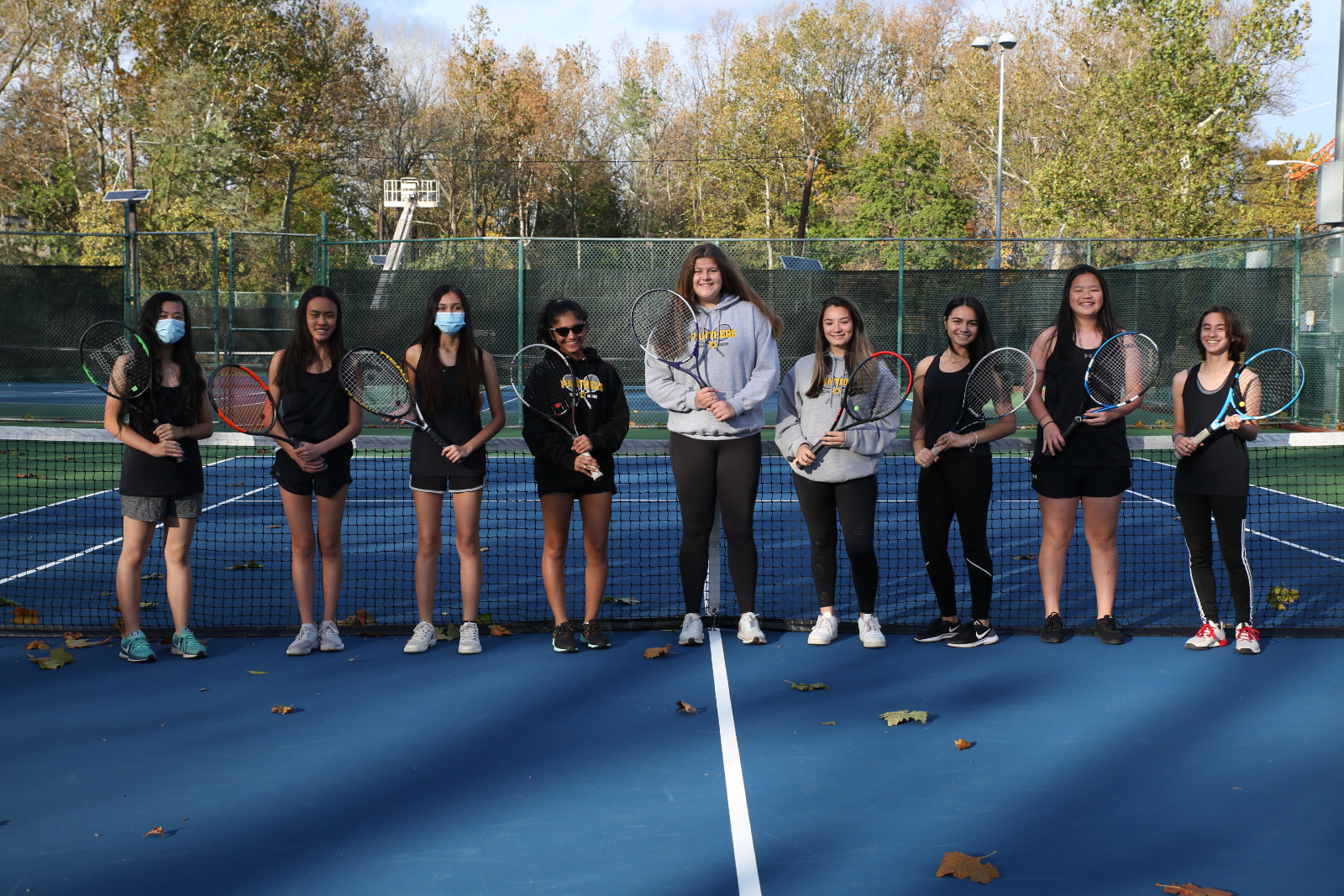 SEC Releases All Conference Girls Tennis Teams