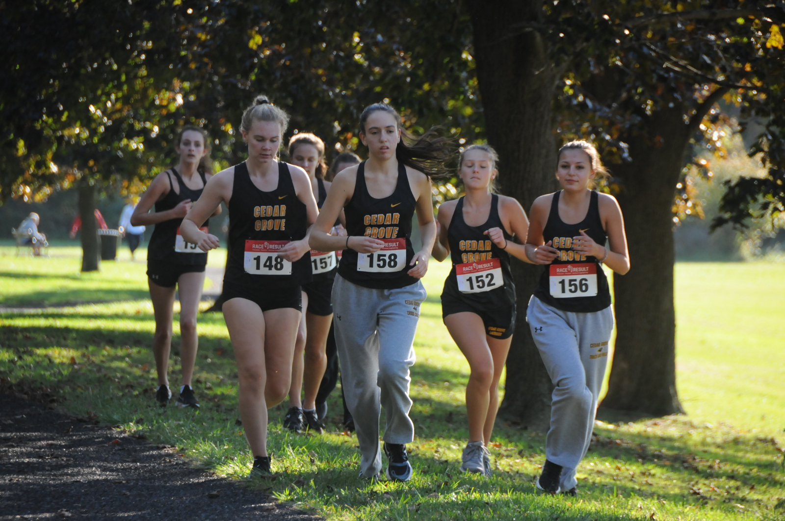 SEC Releases All Conference Girls Cross Country Teams