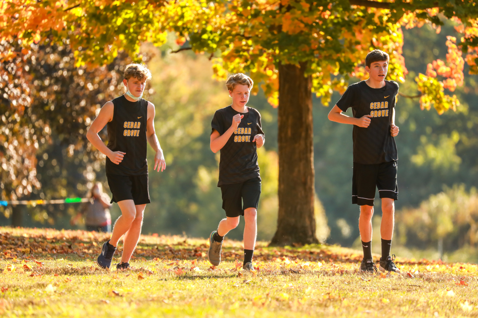 SEC Releases All Conference Boys Cross Country Teams