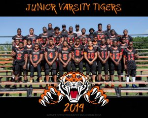 2014-2015 JV Football Season