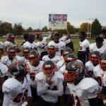 Duval High School Varsity Football beat SUITLAND 27-21
