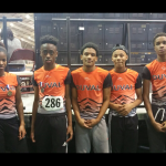 INDOOR TRACK HEADED TO THE STATE CHAMPIONSHIPS 2/16