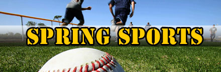 2018 SPRING SPORTS REGISTRATION NOW OPEN!!!