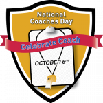 HAPPY NATIONAL COACHES DAY – OCTOBER 6TH!!!