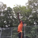 DuVal Tennis Standout Spotlight: Ayo Telli