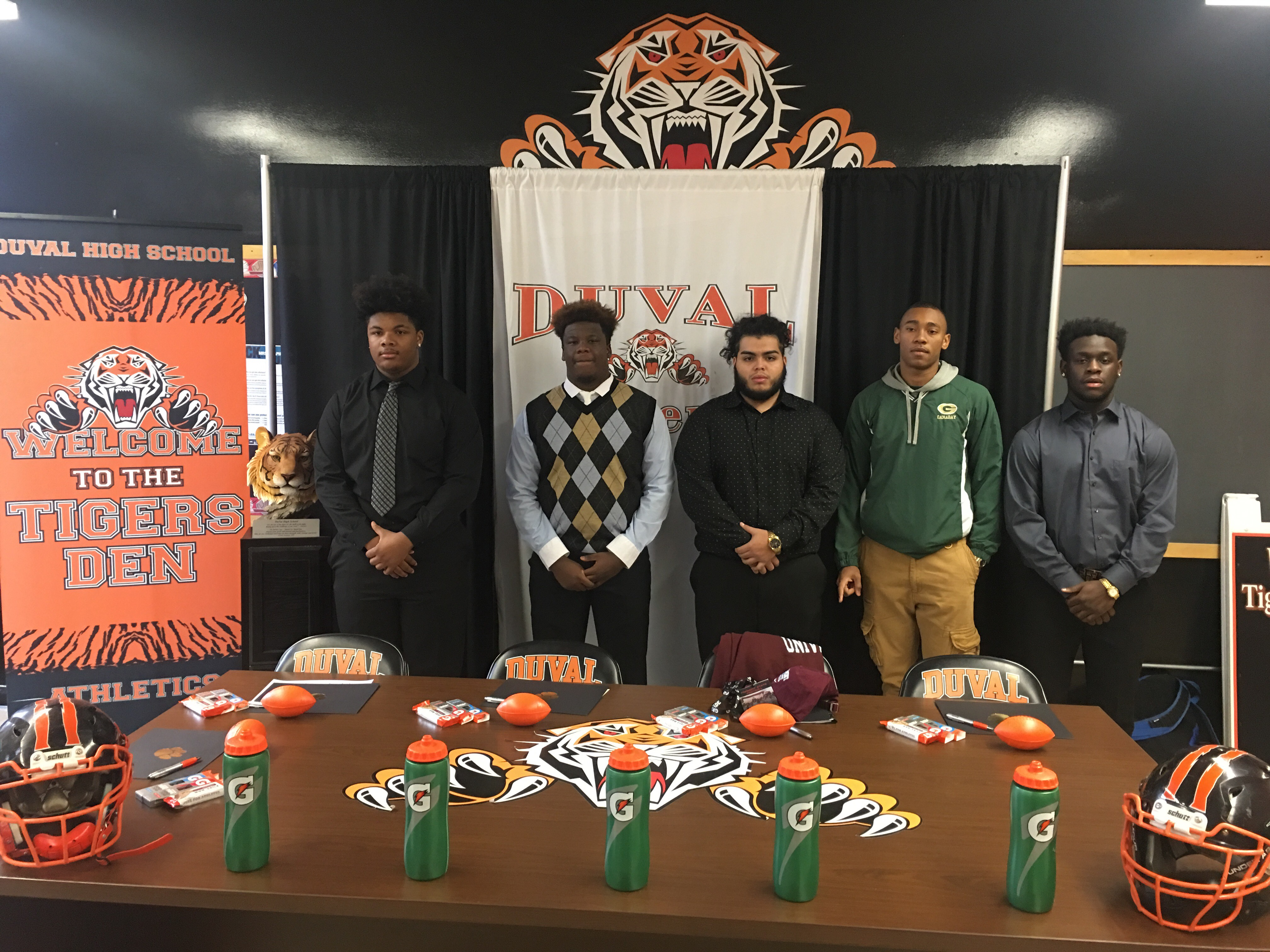 NATIONAL SIGNING DAY 2018!!!