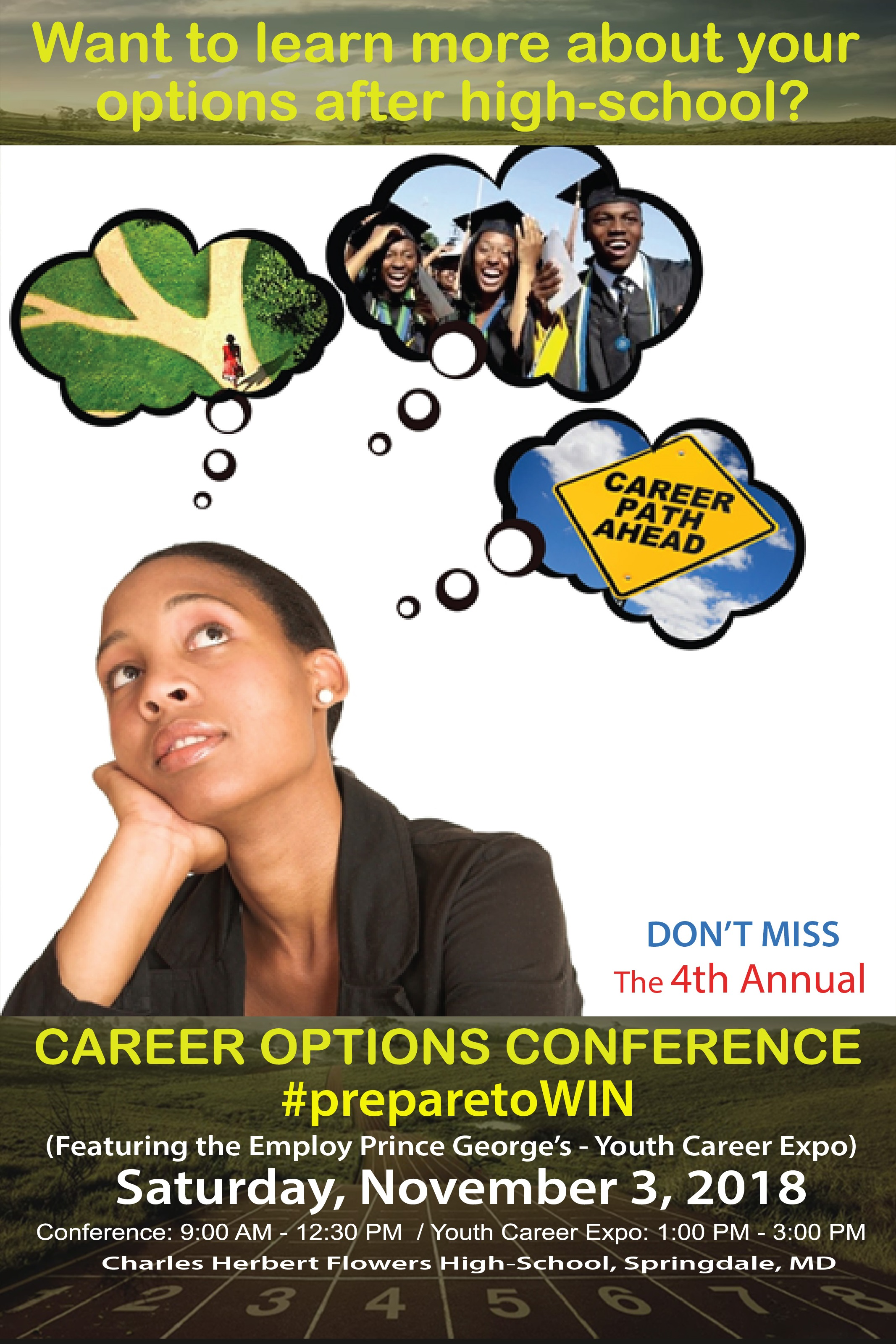 4th Annual Career Options Conference 2018