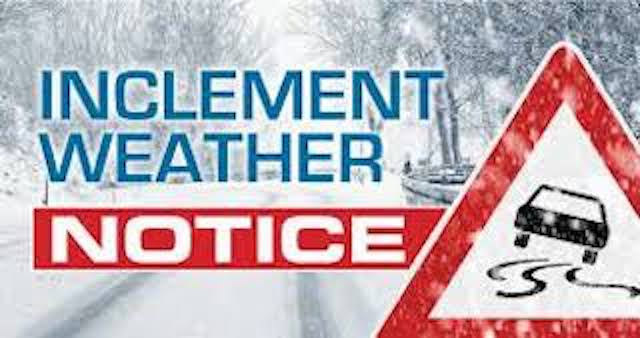 Thursday, November 15: PGCPS – All afterschool and evening activities are cancelled