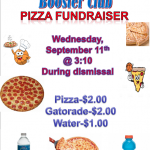 Lady Tigers Basketball Booster Club Pizza Fundraiser