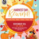 Harvest Day Rewind!