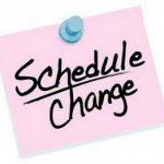 JV Football Schedule Change Suitland @ DuVal (11/7/19)