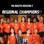 REGIONAL CHAMPIONS!!