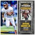 ICYMI: Antoine Brooks Jr. Selected 198th Overall in NFL Draft