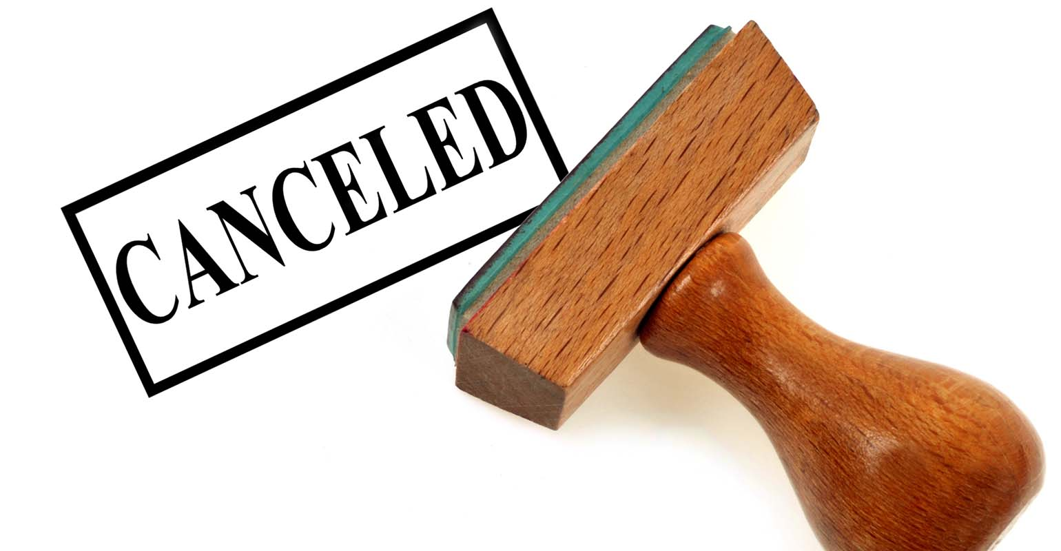 Spring Practices Canceled for Today (4/12)