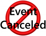 Today's Girls' Lacrosse Game Has Been Canceled (5/4)