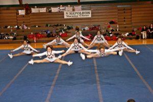 2011-12 Competitive Cheer Season