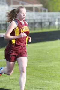 2012 Girls Track & Field Season