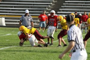 2011 Middle School Football