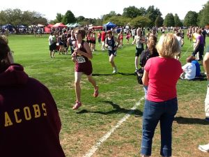 JV Boys Cross Country Dutch at Spartan Invitational 2012
