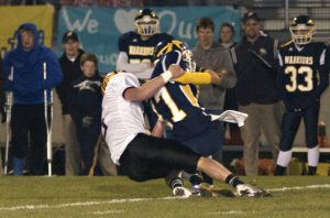 Grass Lake vs. Manchester Varsity Football