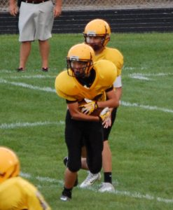 JV Football – Manchester vs Vandercook 2013