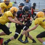 MS Football Drops Season Opener To Addison