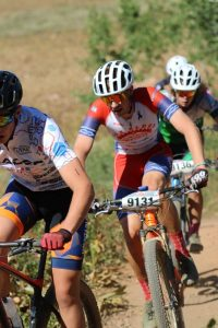 Box Elder Composite Mountain Bike Team at Powder Mtn. Aug. 31, 2019