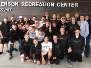 Riverton Silver Rush Swim Meet