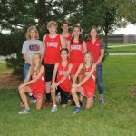 JH Runners Place at MAC Championships