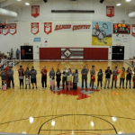 Volleyball and Cross Country Senior Night