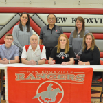 Tayler Doty Signs with Sinclair