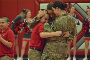 Thank You Ssgt Brittany Taylor and Ssgt Shelby Wente!!