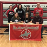 Erin Scott makes it official!!
