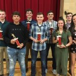 Spring Sports Award Winners