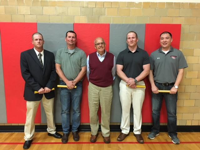 4×400 State Championship 20-Year Reunion