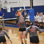 HS Volleyball vs St. Marys