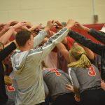 Varsity Volleyball vs Versailles