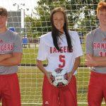 4 Rangers Earn Soccer WOSL Honors