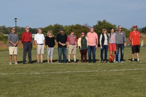 Soccer vs Van Wert & Senior Night