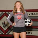Carly Fledderjohann Earns District and All-Ohio Volleyball Honors