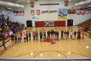 JV & Varsity Volleyball vs Marion Local and Senior Night