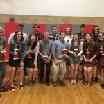 Fall Sports Award Recipients