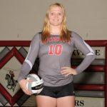 Jurosic Selected Scholar Athlete of the Week