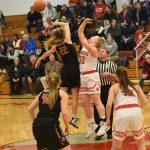 Varsity and JV Girl's Basketball vs Ft. Loramie