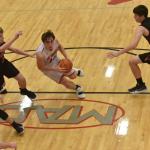 Boy's Basketball vs Versailles