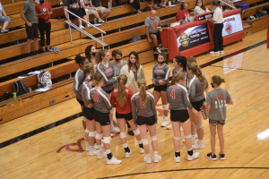 JV Volleyball vs Coldwater