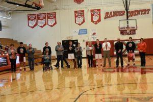 Varsity Boys Basketball vs Allen East & Senior Night