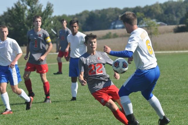 Rabadan signs to play Soccer at Walsh University