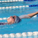 Tiger Swimmers Defeat M.C. and Central Cath.